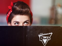 Back to the 50's – PIN UP