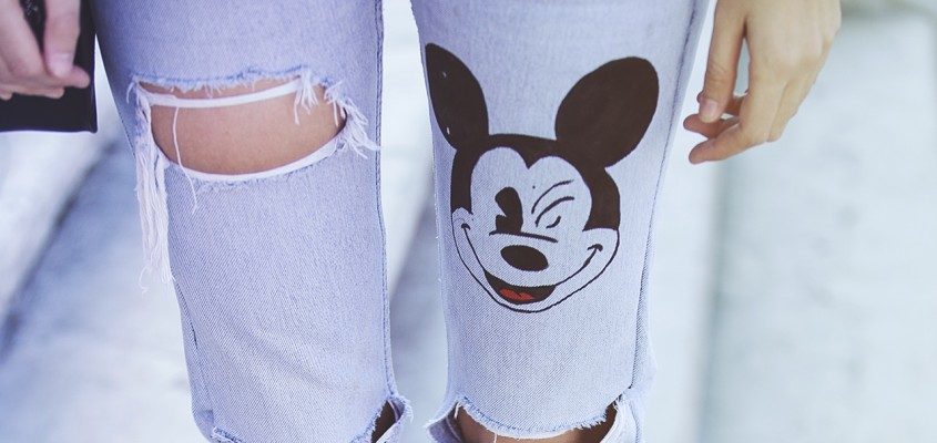 Mickey Mouse Obsession